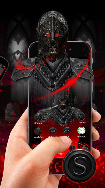 3D Spartan Battle Theme 🤖 Free Android Theme download