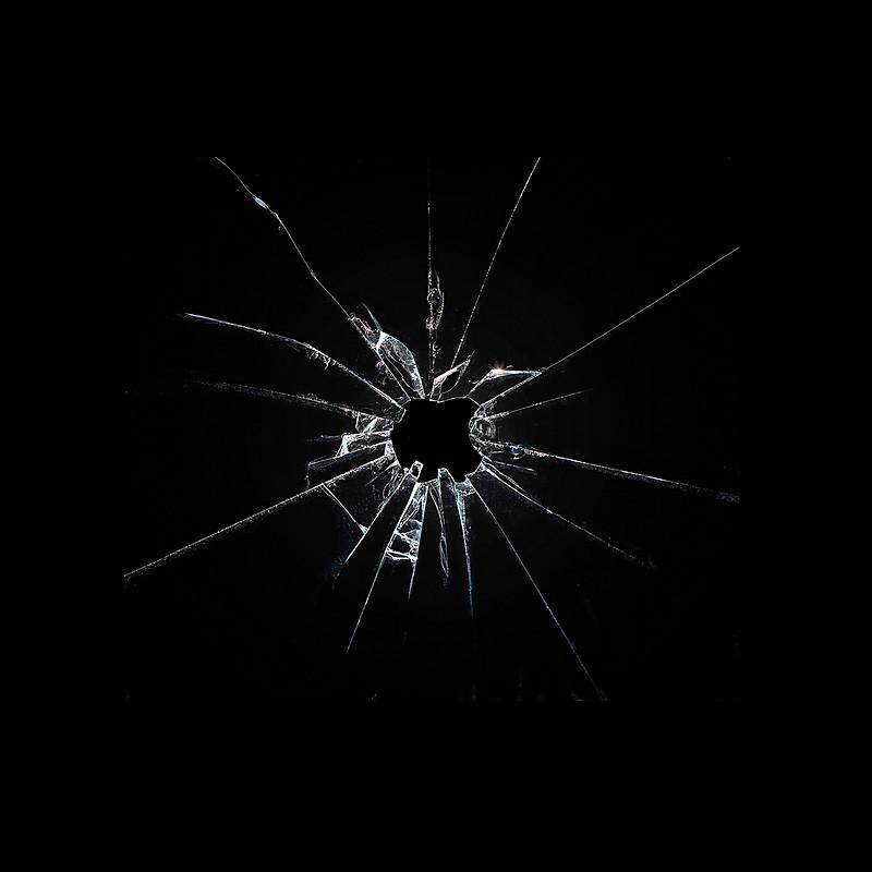 Smashed Glass Free Wallpaper Download Download Free