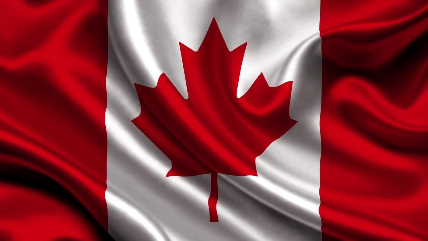Canada Flag Free Wallpaper Download