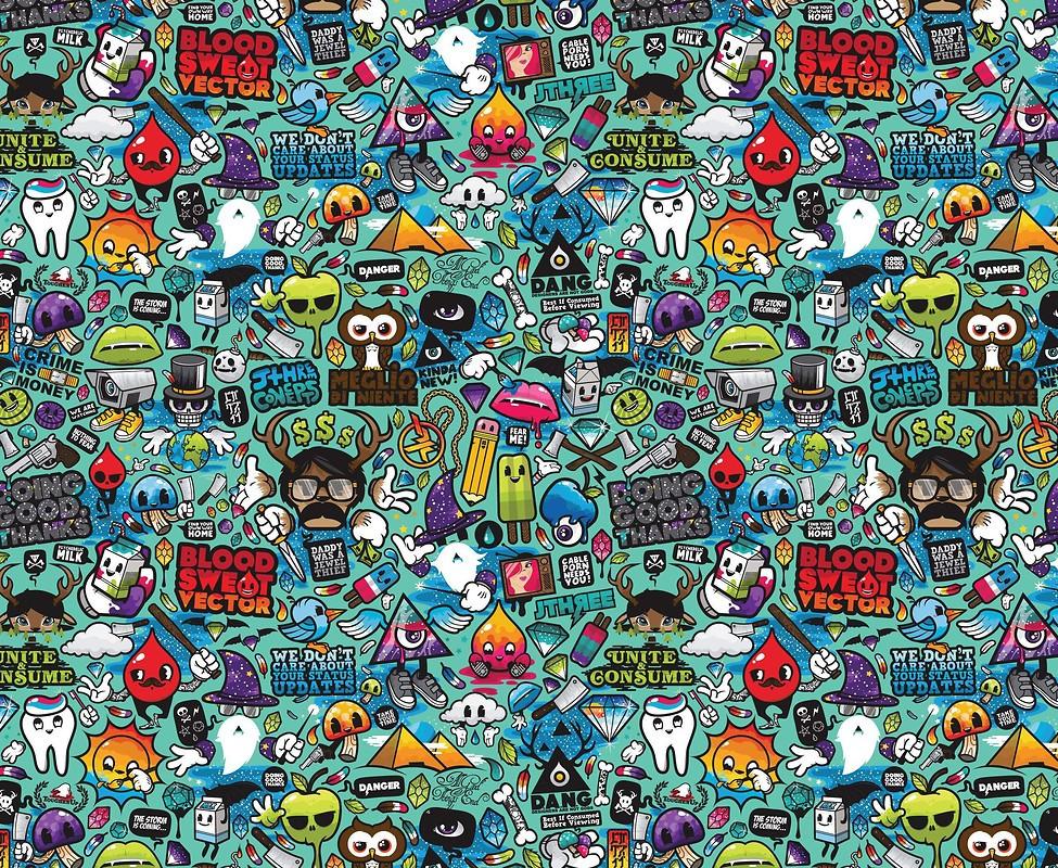 doodle wallpaper for laptop