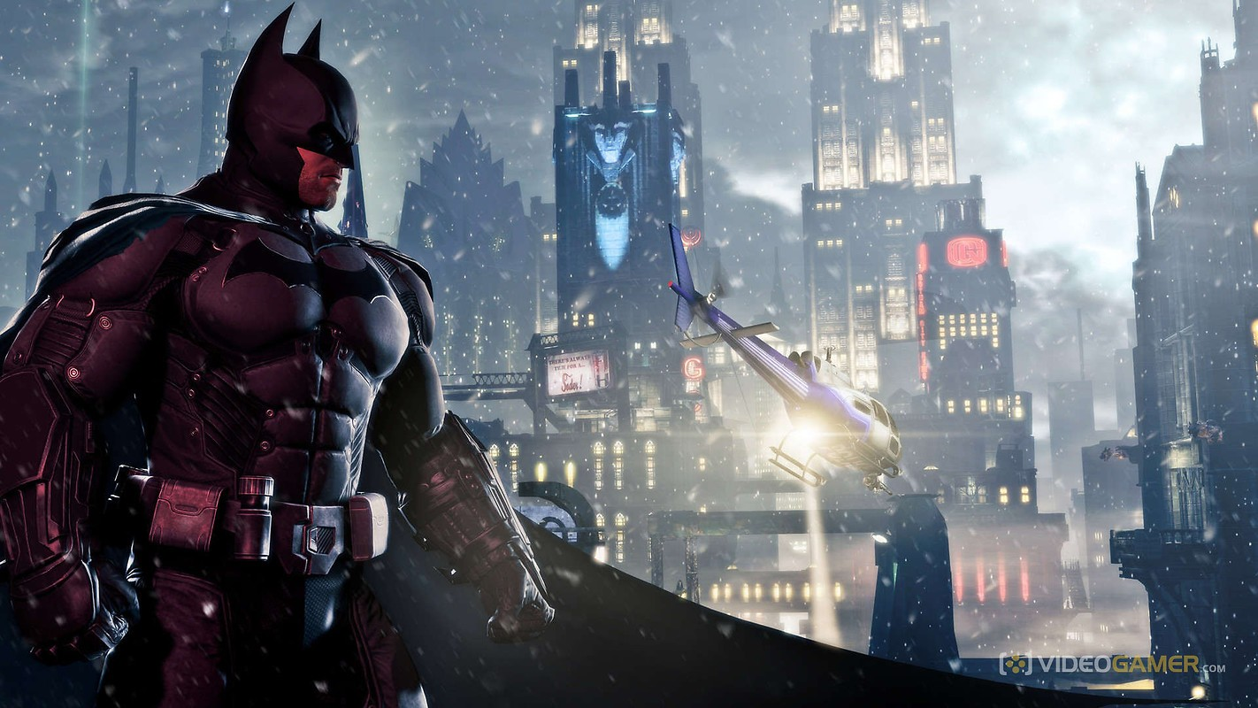 Batman Arkham Origins Free Wallpaper Download
