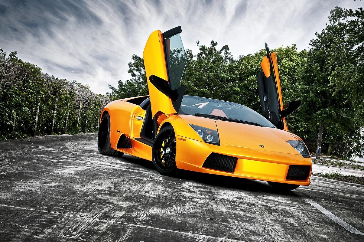 Lamborghini Murcielago 360 Forged Vc Motoring Free Wallpaper