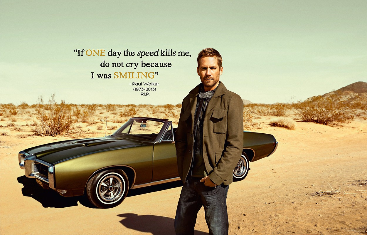 Paul walker if one day quote free wallpaper download download free paul walker if one day - Paul walker images download ...