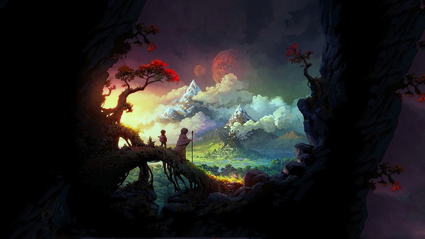 Magic Land Free Wallpaper Download Download Free Magic