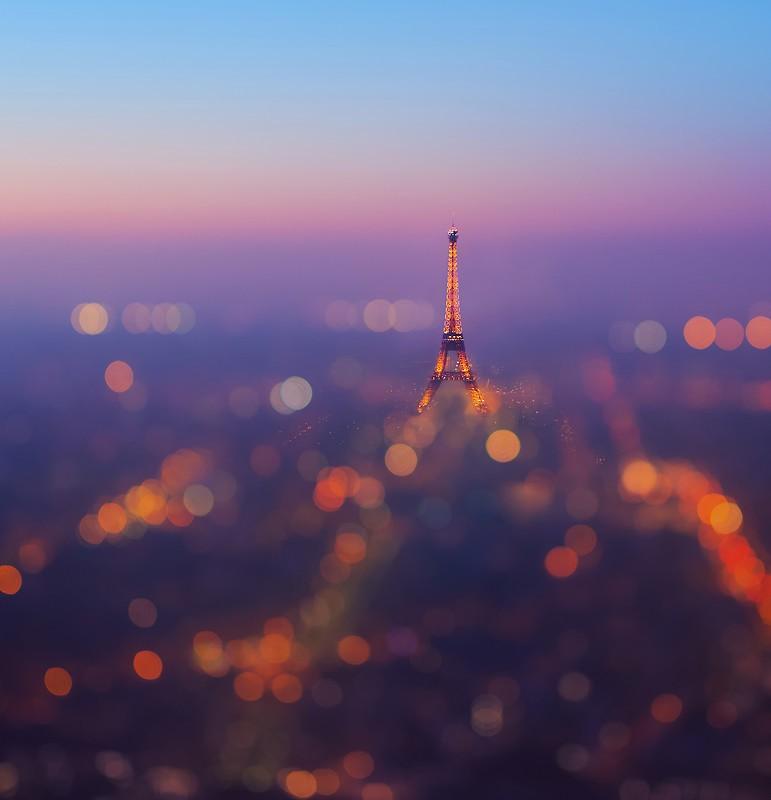 Eiffel Tower Huawei P20 Pro Stock