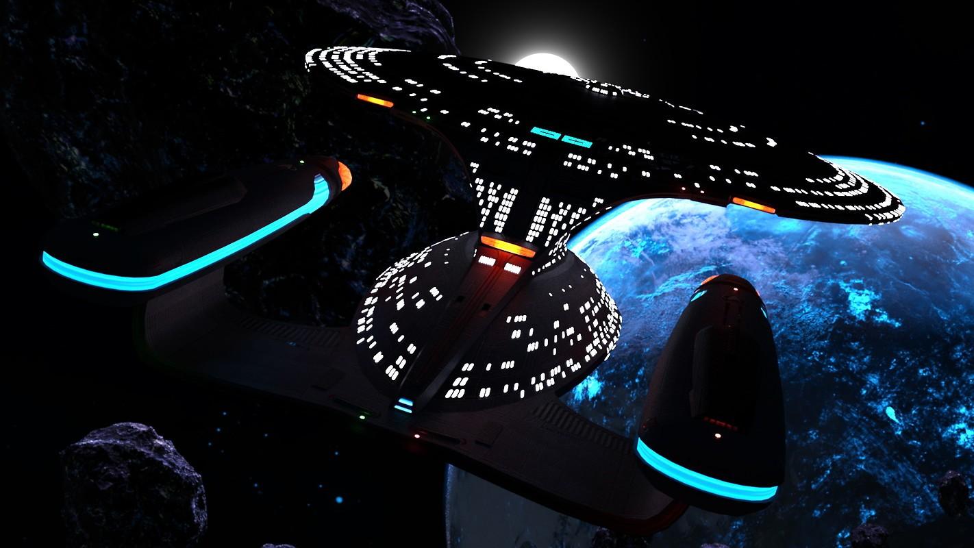 Star Trek The Next Generation Free Wallpaper Download Download