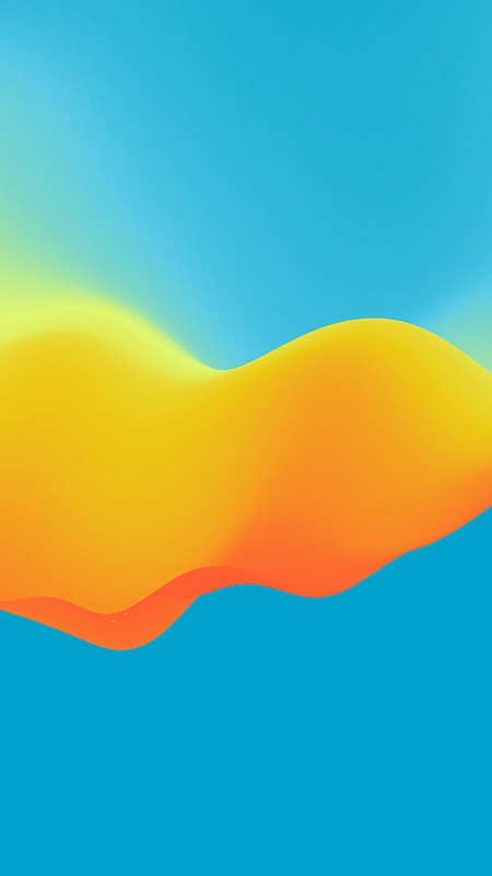 Meizu FlymeOS 7 Stock 7 Abstract Free Wallpaper download ...