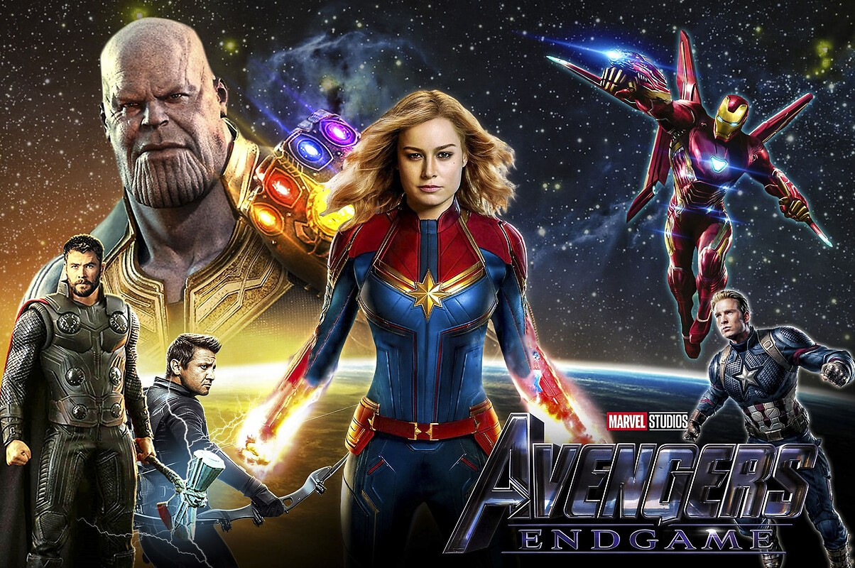 Captain Marvel Avengers Endgame Free Wallpaper Download Download Free Captain Marvel Avengers Endgame Hd Wallpapers To Your Mobile Phone Or Tablet