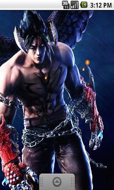 Devil Jin Tekken Live Wallpaper Free Android Live Wallpaper Download