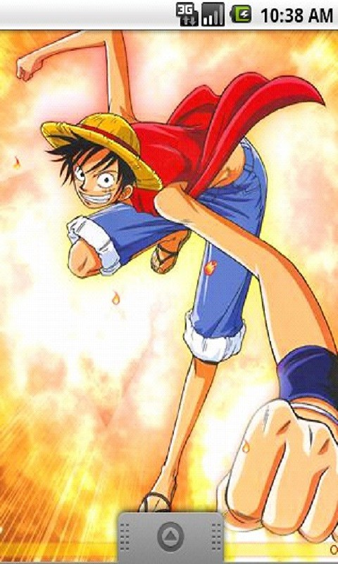 one piece luffy live wallpaper free android live wallpaper