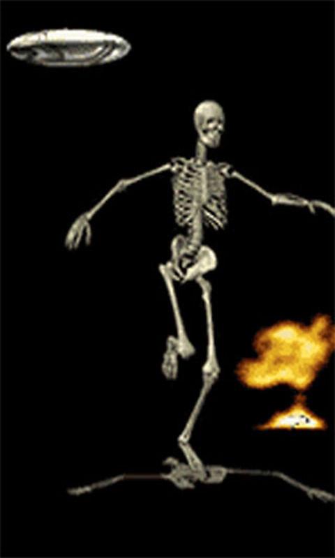 Skeleton Live Wallpaper Free Android Live Wallpaper ...