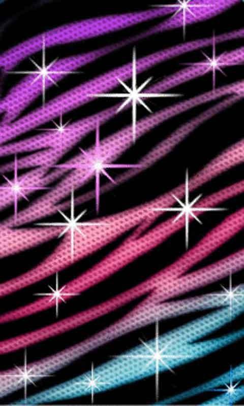 Pink and purple zebra wallpaper - photo#15