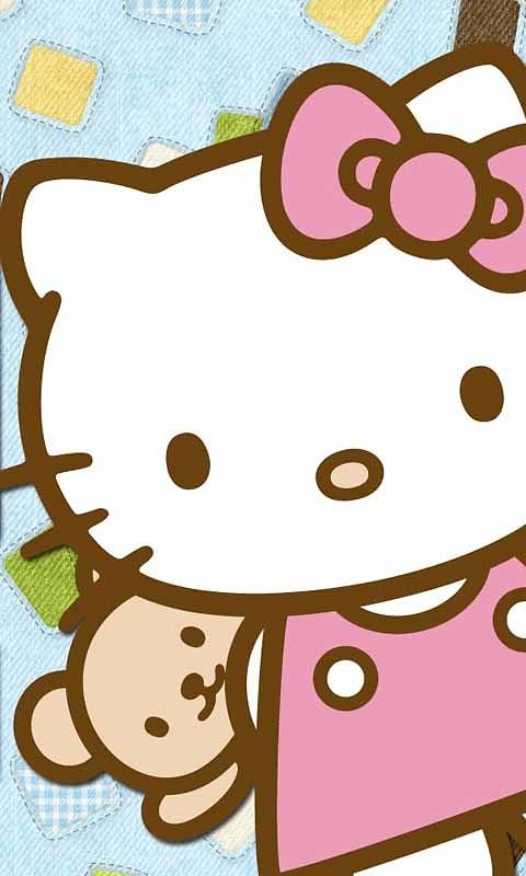 Cute Hello Kitty Live Wallpaper