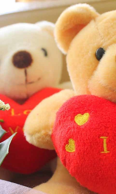 Cute Teddy Bear Live Wallpaper Free Android Live Wallpaper Download
