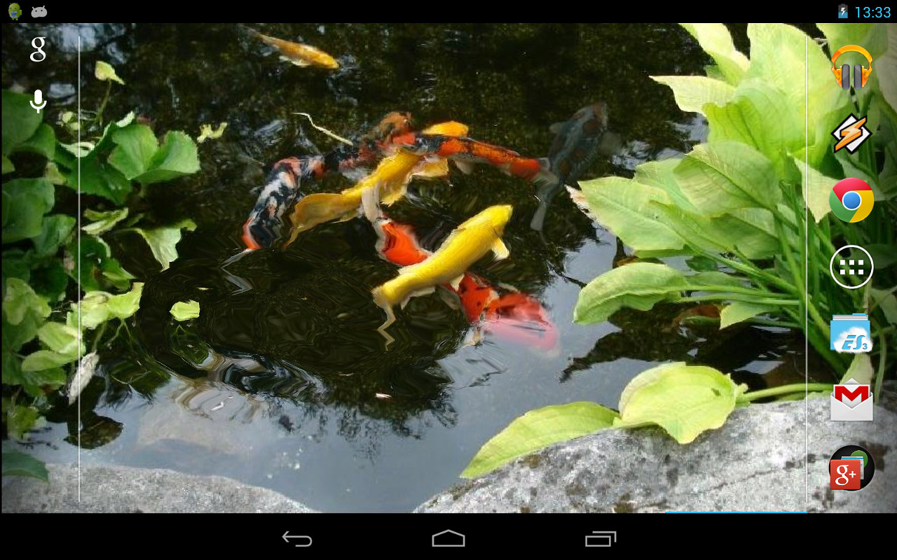 Koi Fish Live Wallpaper Free Android Live Wallpaper