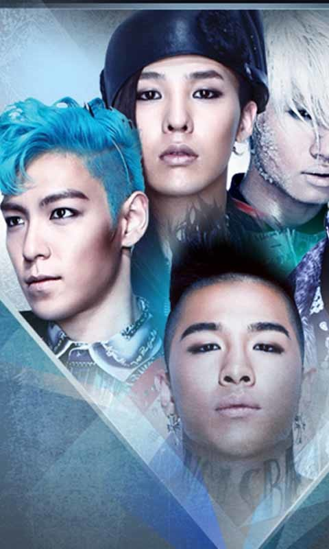 Big Bang Korean Live Wallpaper Free Android Live Wallpaper