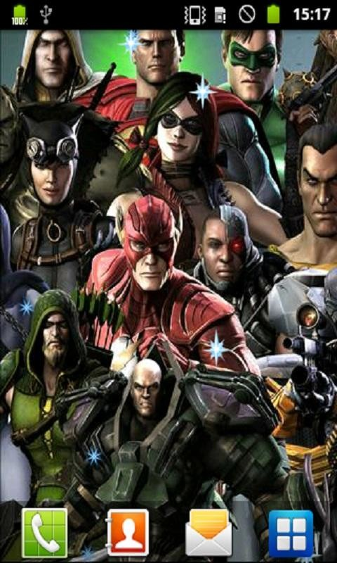 Injustice Gods Among Us Live Wallpaper Free Android Live Wallpaper Download Download The Free Injustice Gods Among Us Live Wallpaper Live Wallpaper To Your Android Phone Or Tablet
