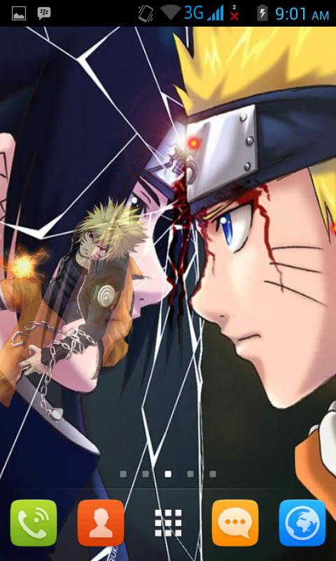 Naruto Sasuke Live Wallpaper Free Android Live Wallpaper Download