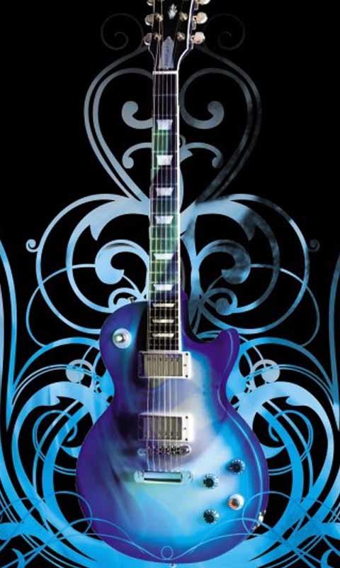 Cool guitar live wallpaper free android live wallpaper download download the free cool guitar - Cool guitar wallpaper ...