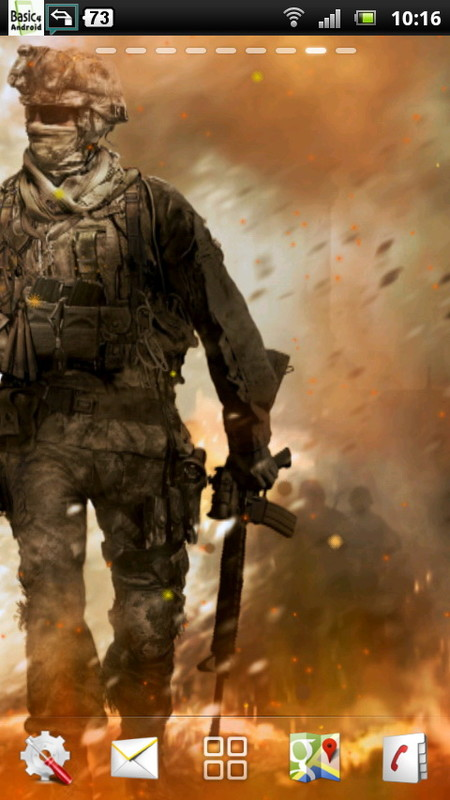 Call Of Duty Live Wallpaper 2 Free Android Live Wallpaper Download