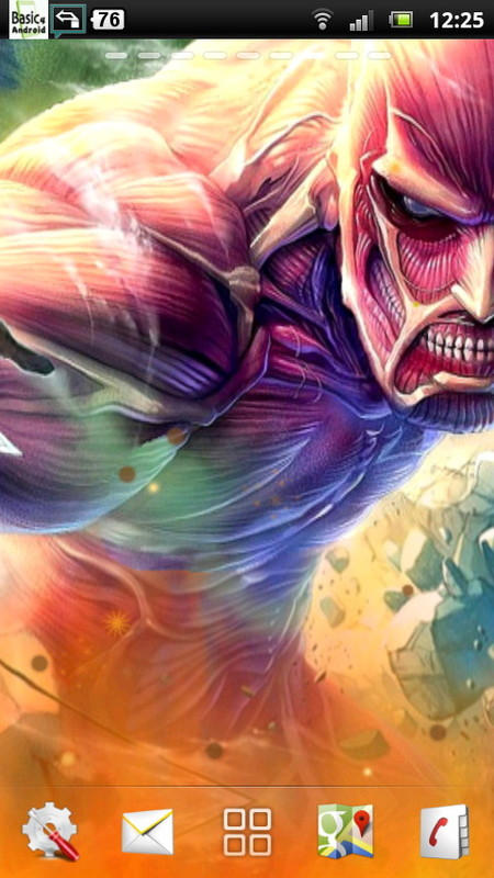 Attack On Titan Live Wallpaper 1 Free Android Live Wallpaper