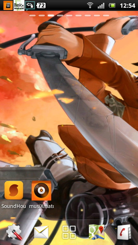 Attack On Titan Live Wallpaper 2 Free Android Live Wallpaper