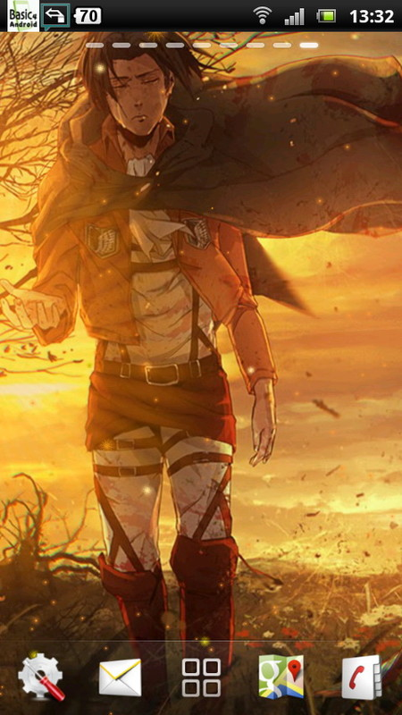 Attack On Titan Live Wallpaper 3 Free Android Live Wallpaper