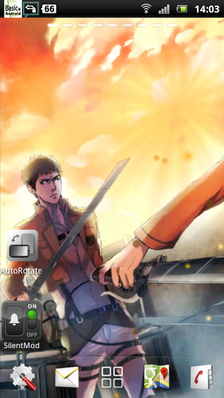Attack On Titan Live Wallpaper 4 Free Android Live Wallpaper