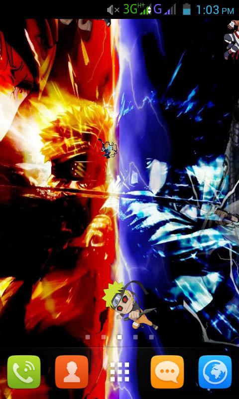 Naruto Sasuke Live Wallpaper Best Free