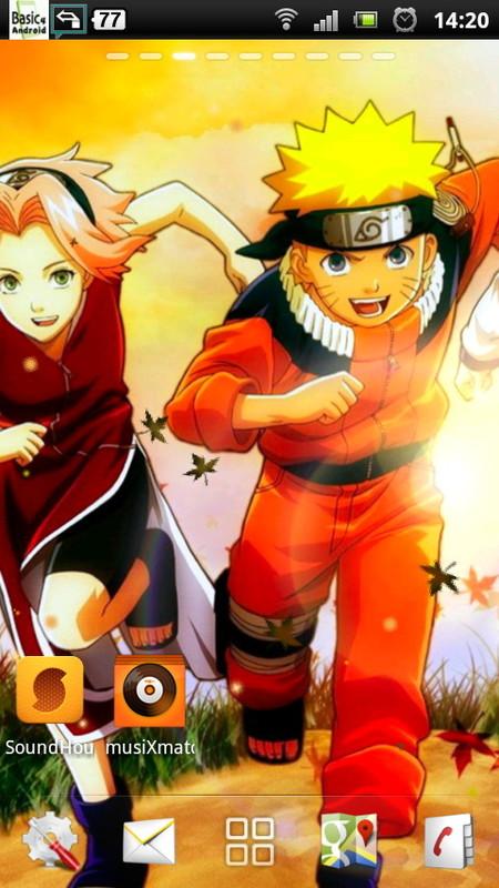 Naruto Live Wallpaper 1 Naruto Live Wallpaper 1 ...