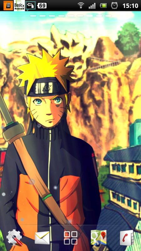Naruto Live Wallpaper 3 Naruto Live Wallpaper 3 ...