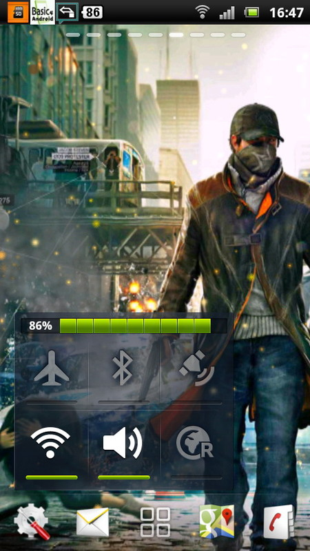 Watch Dogs Live Wallpaper 4 Free Android Live Wallpaper