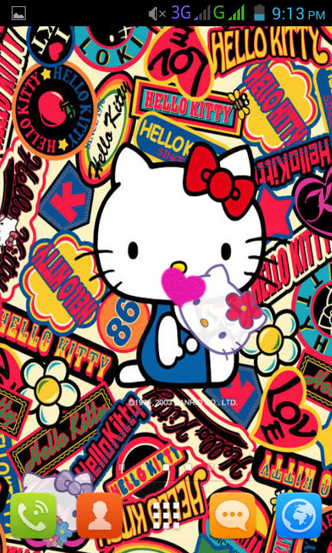 View Hello Kitty Live Wallpaper Free Download Pictures