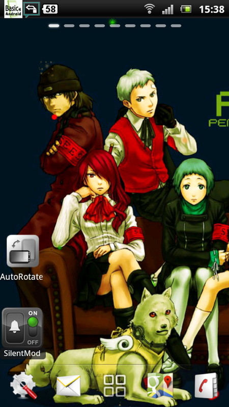 Persona 3 Live Wallpaper 2 Free Android Live Wallpaper