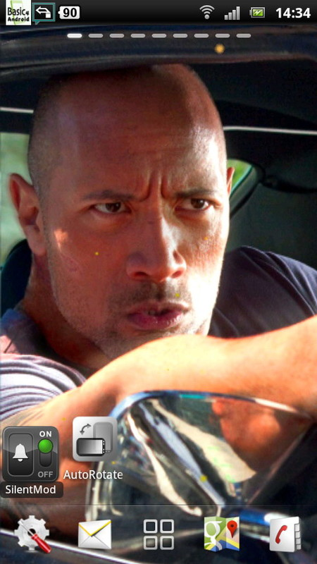 Fast and Furious Live Wallpaper 5 Free Android Live
