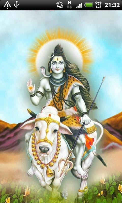 Indian Lord Shiva Live Wallpaper Free Android Live Wallpaper