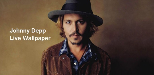 Johnny Depp HD Wallpapers Free Android Live Wallpaper