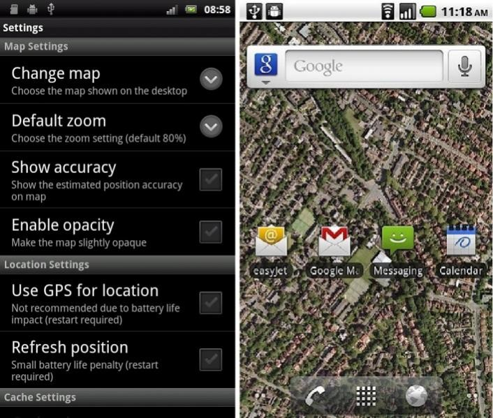 Advanced Map Live Wallpaper Free Android Live Wallpaper ... on google map, navigation map, rpg map, rome map, hd map, strategy map, twitter map, transportation map, iphone map,