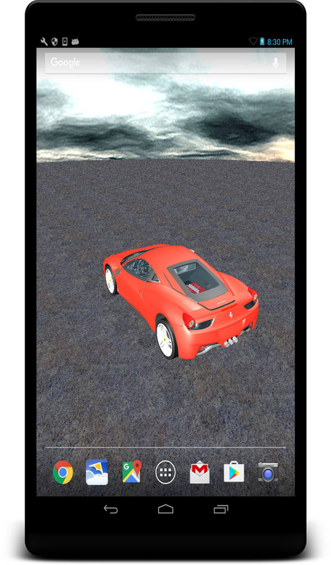 3d Ferrari Live Wallpaper Free Android Live Wallpaper Download