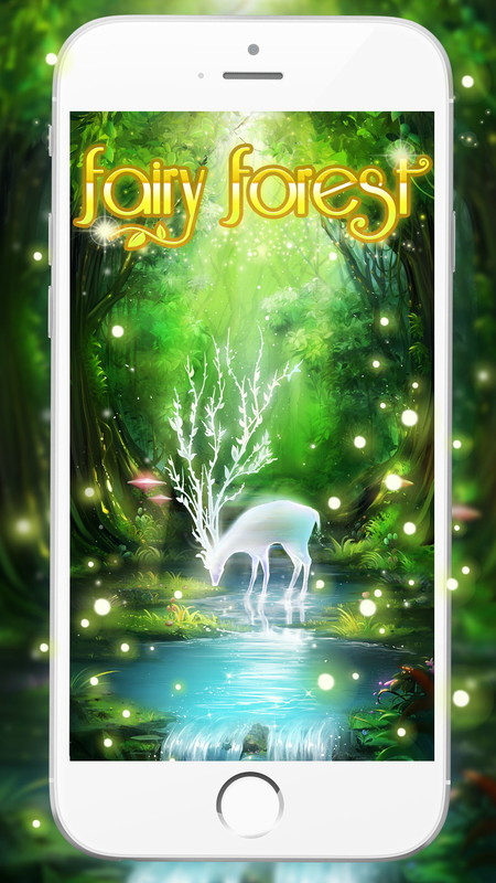Fairy Forest Live Wallpaper Free Android Live Wallpaper