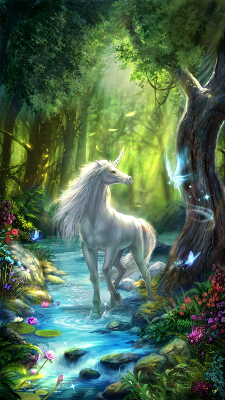 Fairy Unicorn Live Wallpaper Free Android Live Wallpaper Download