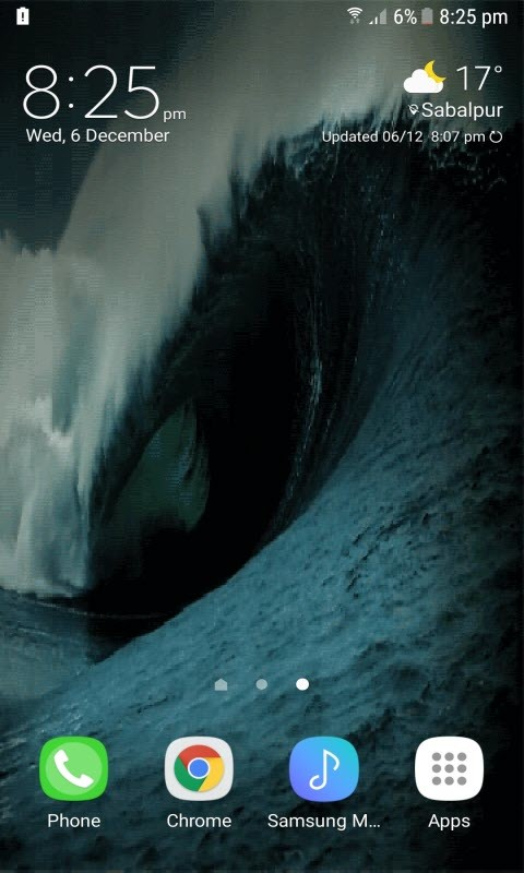 Cyclone Wave Live Wallpaper Free Android Live Wallpaper download