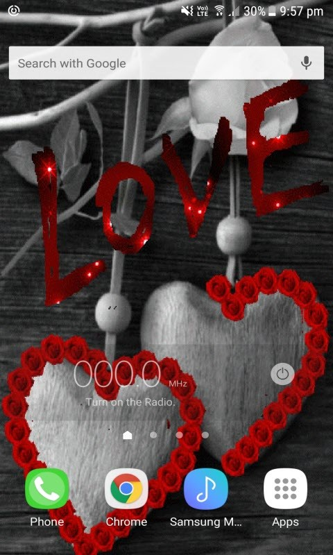 Red Love Live Wallpaper Free Android Live Wallpaper download