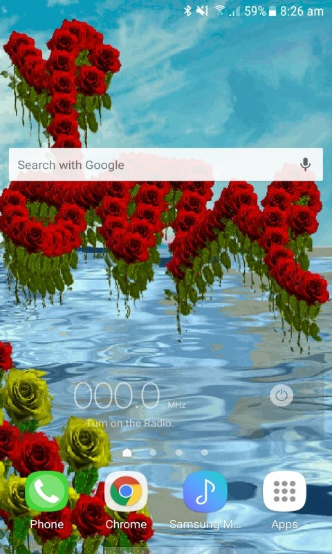 Love flower image free download