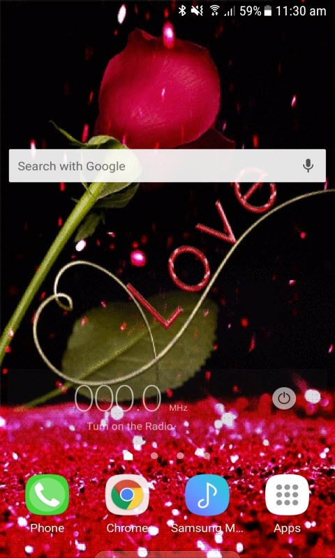 Love Rain Live Wallpaper Love Rain Live Wallpaper