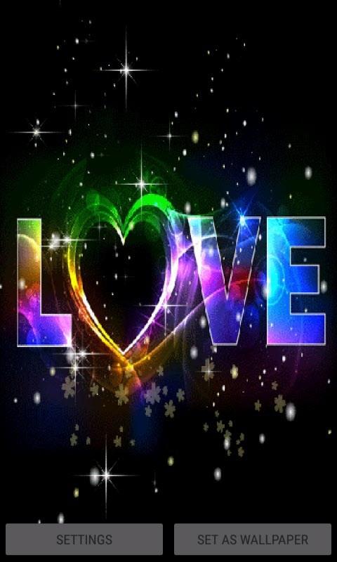 Love Shine Heart LWP ...
