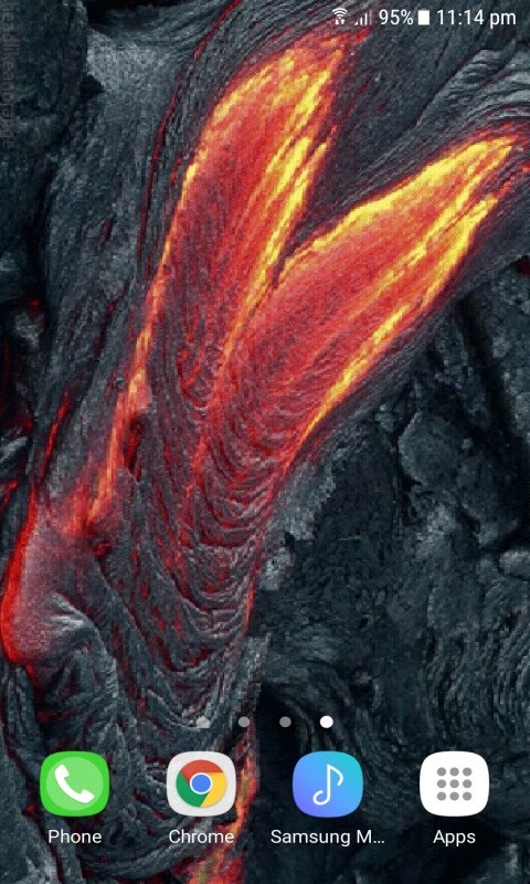 Mountain Lava Live Wallpaper Mountain Lava Live Wallpaper