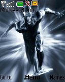 Animated Silver Surfer