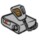 CB Radio Chat App Icon