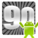 90Droid For P90X App Icon